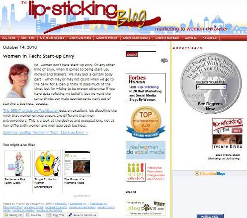 LipSticking