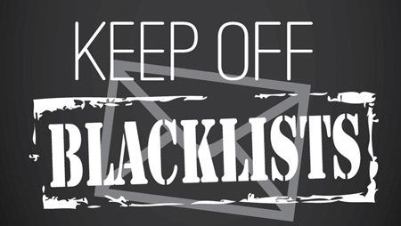 Black List Alert to See if Your Site has Been Classified as Spam!