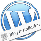 Blog Installation and Set Up Services