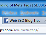 The Title Tag Shown in the Browser