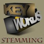 Keyword Stemming for Keyword Variations