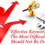 In-Depth Keyword Research