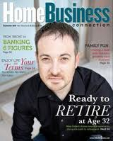 Mike Dillard Home Business Magazine Cover