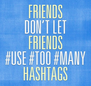The Best Practices of the Hashtag