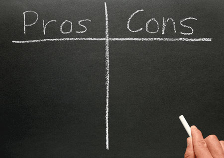 The Pros and Cons of Internet Marketing - How the Web Has Changed the Rules [Infographic]