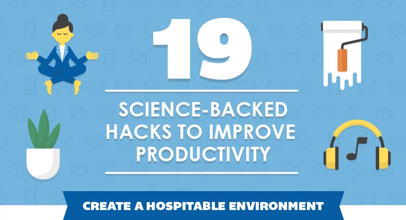 19 Little Known Secrets to Improve Productivity