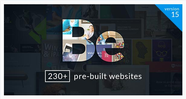 BeTheme – A Multipurpose WordPress Theme