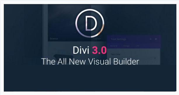Divi – A Superior Multipurpose WordPress Theme