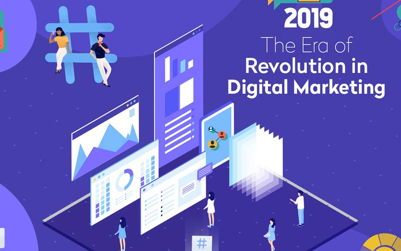 The ERA of Revolution in Digital Marketing 2019