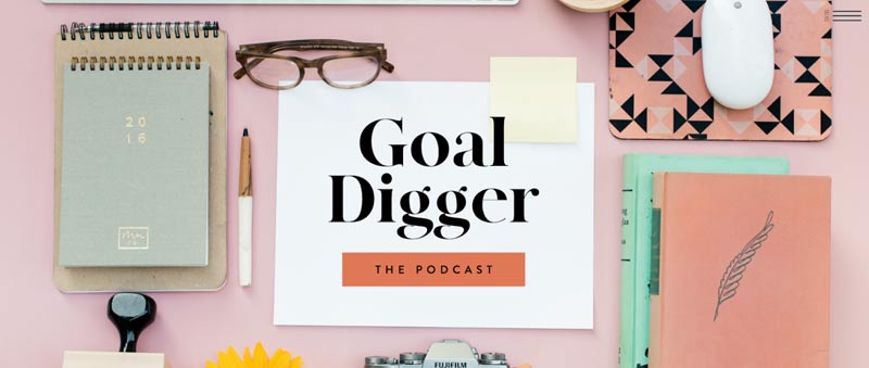 Goal Digger - The Podcast for Female Entrepreneurs