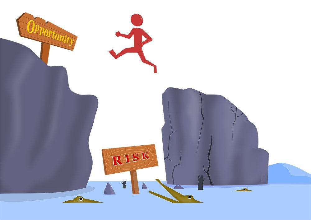 Each Failure is Not a Mistake – It's OK to Take Risks